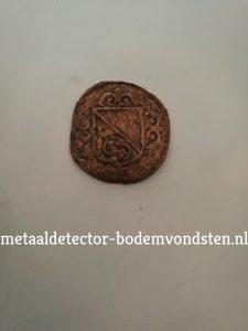 1633 Duit Utrecht achter