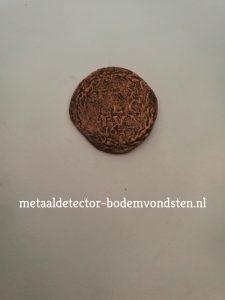 1633 Duit Utrecht voor