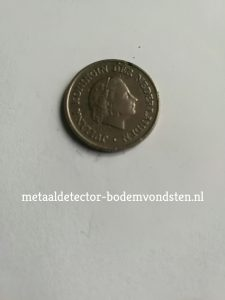 25 cent 1950 koningin juliana voor
