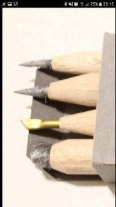 schoonmaak pennen