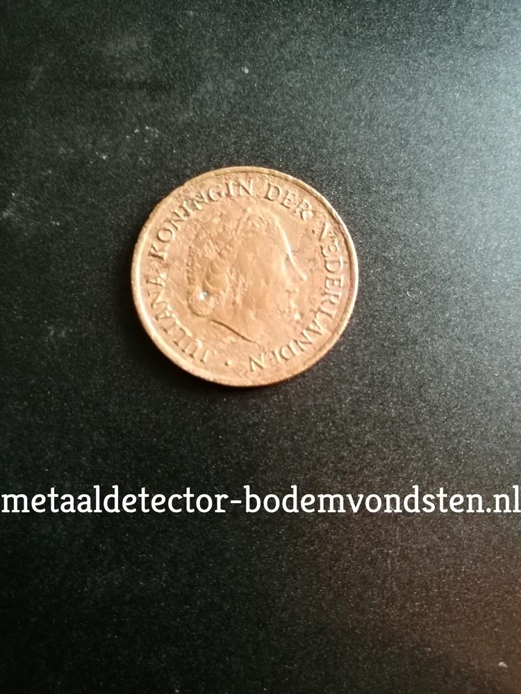 5 cent 1976 Koningin Juliana voor