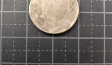 25 cent juliana 1969 voorkant