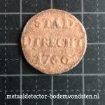 1766 Duit Utrecht