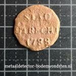 1788 Duit Utrecht